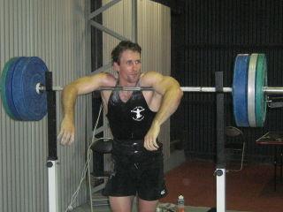 Matt Front Squat