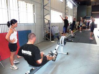 Row Skills Day