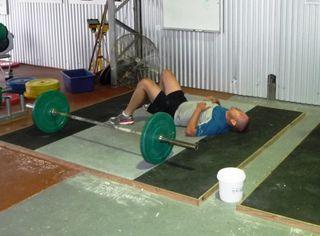 Glen Exhausted